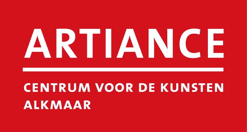 artiance blok logo rood