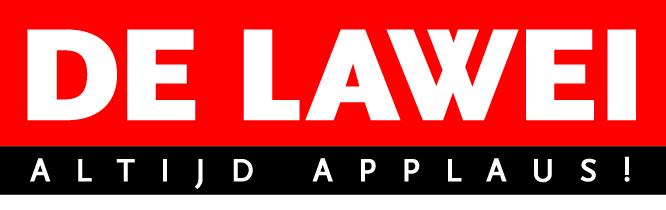 logo De Lawei altijd applaus