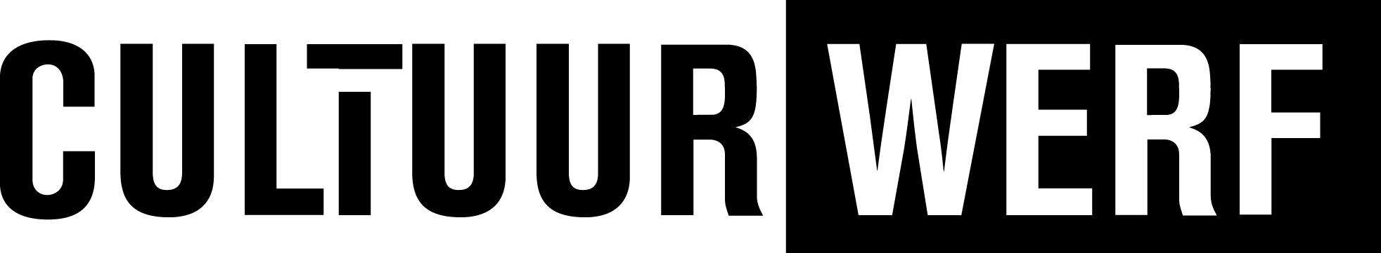 logo_cultuurwerf_zwart