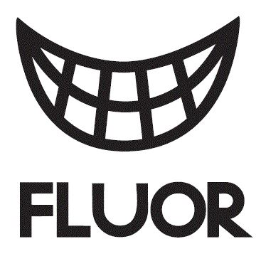 FLUOR logo vierkant