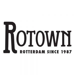 rotown logo in vierkant