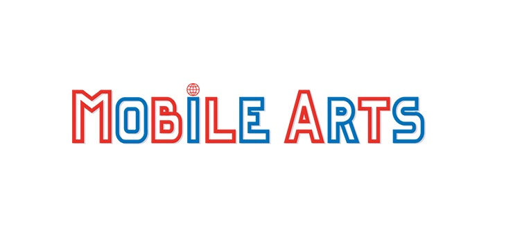 Logo mobile arts